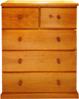 Blanket Drawer Tallboy