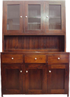 Tuscan Solid Timber Dresser