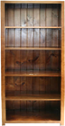 Tuscan Solid Timber Bookcase