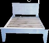 Toorak Solid Pine Bed