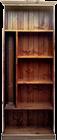 narrow-book-case