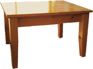 Princeton Solid Timber Dining Table