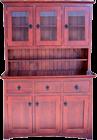 Zen Timber Dresser