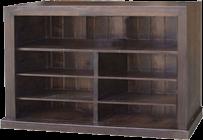 BYRON LOWLINE BOOKCASE
