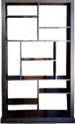 DION DISPLAY BOOKCASE