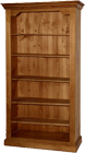 FEDERATION SOLID PINE BOOKCASE