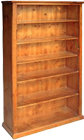 URBAN SOLID PINE BOOKCASE