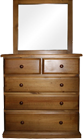 Arosa Chest & Mirror