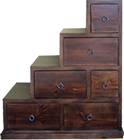 Byron Step Chest
