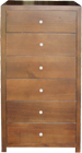 Tuscan Pine Slim Chest